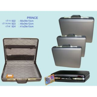 Cặp số Prince cao cấp. 3 size