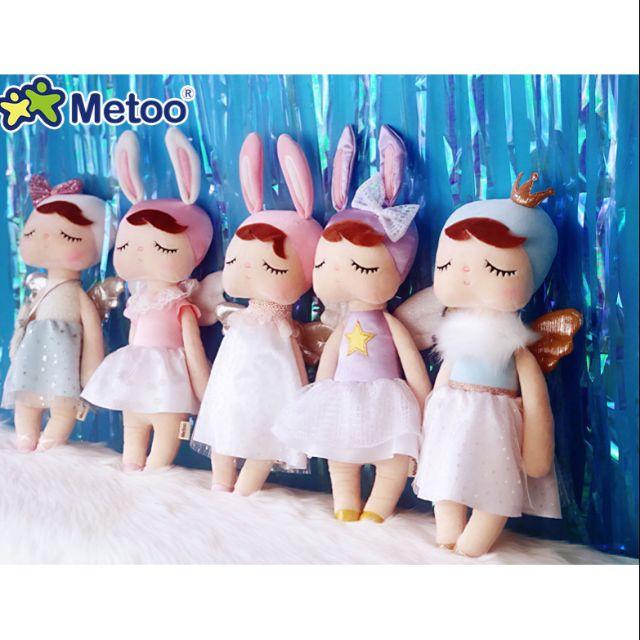 Búp bê Metoo thiên thần món quà tặng cho bé yêu