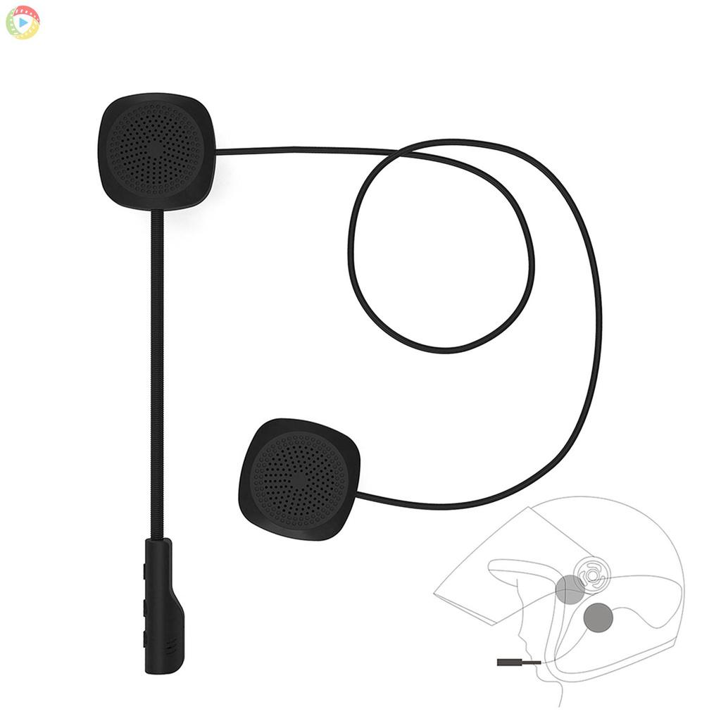 Bộ Tai Nghe Nón Bảo Hiểm Không Dây Bluetooth 5.0 + Edr Có Mic giá cạnh tranh