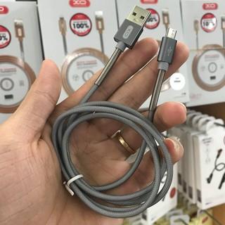 Cáp XO_NB27 ✓Sạc iOS / Micro / Type C Chính Hãng ✓Chất Lượng Cao ✓Bảo Hành 12 Tháng