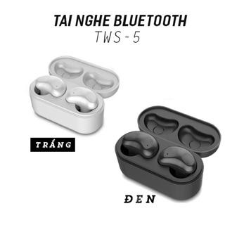 Tai nghe bluetooth không dây Remax TWS-5 công nghệ bluetooth 5.0 chính hãng