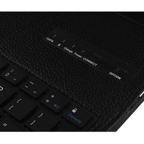 Bàn phím Bluetooth cho Ipad air, air 2, pro 9.7 {2017-2018} Black Giá chỉ 626.000₫