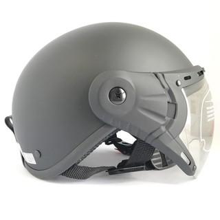Yêu ThíchMũ bảo hiểm nửa đầu có kính siêu đẹp - VS105k (tùy chọn mầu)