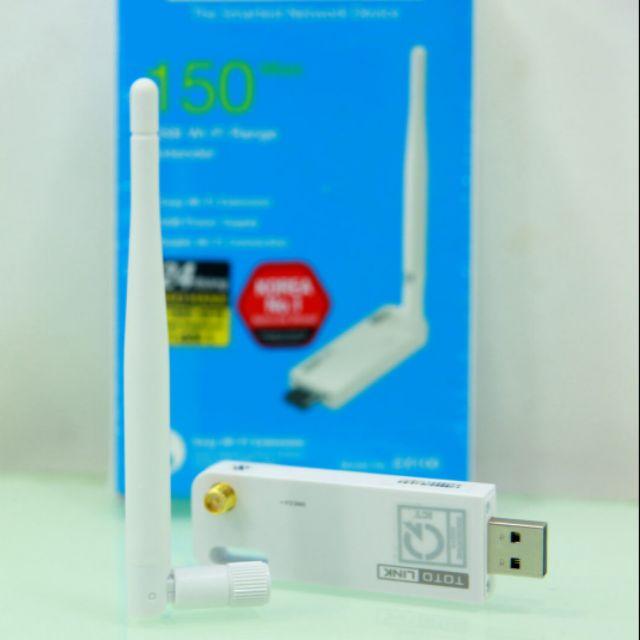 Bộ kích sóng Wifi ToToLink EX100 – Mới Giá chỉ 160.000₫