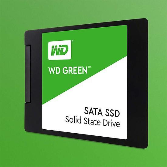 Ổ Cứng SSD WD Green 120GB 3D NAND - WDS120G2G0A - Bảo Hành Chính Hãng 36 Tháng