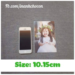 In 10 ảnh 10.15 Ultra HD - Công nghệ in ProLab - giấy lụa cao cấp