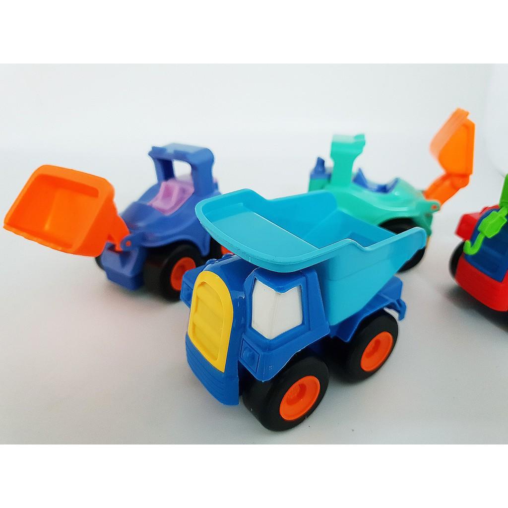 [SIÊU TIẾT KIỆM] Bộ 4 xe ô tô công trình chạy đà CRT298 chính hãng - 23073660 , 1997230929 , 322_1997230929 , 165600 , SIEU-TIET-KIEM-Bo-4-xe-o-to-cong-trinh-chay-da-CRT298-chinh-hang-322_1997230929 , shopee.vn , [SIÊU TIẾT KIỆM] Bộ 4 xe ô tô công trình chạy đà CRT298 chính hãng