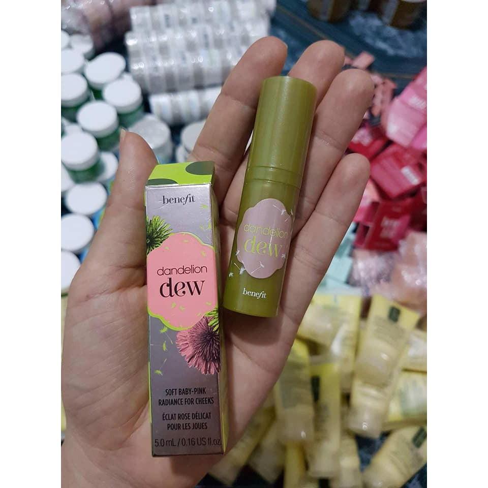 Má hồng dạng kem Dandelion Dew Benefit