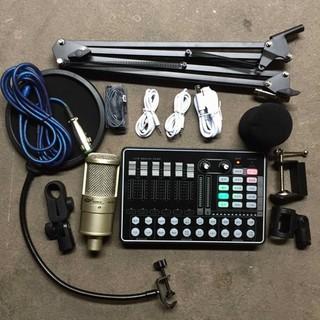 Chọn Bộ Thu Âm Livestream Mic AQ-220 Sound card H9 có auto tun kèm phụ kiện và tai nhét bh 6 tháng - 295
