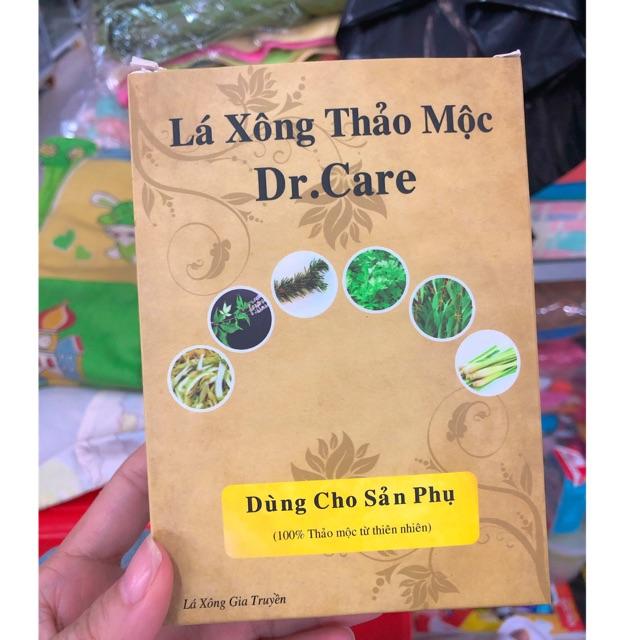 LÁ XÔNG THẢO DƯỢC SAU SINH DR CARE