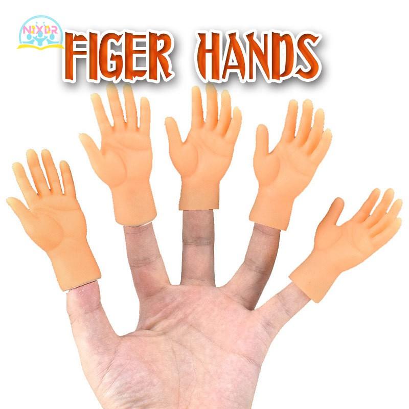 Đồ chơi bàn tay mini trái phải dùng cho Halloween