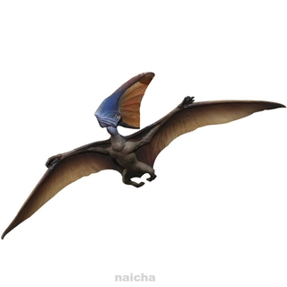 Museum Jurassic Miniature Lifelike Educational Soft Pteranodon World Park Simulation Animal Dinosaur Model