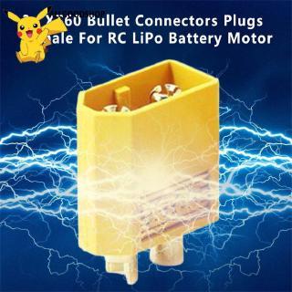 (0228) Đầu Nối 3g Xt60 Cho Pin Lipo thumbnail