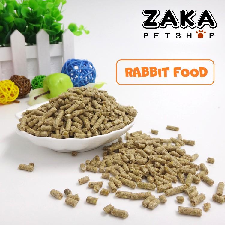 Thức ăn cho bọ ú - thỏ 1kg (Cám thỏ)