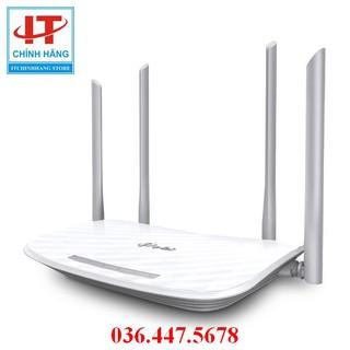 Bộ phát Wifi băng tầng kép Tplink Archer C50 - Hàng Chính Hãng