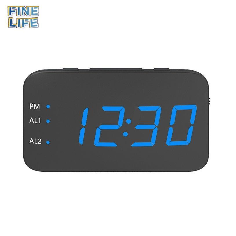 Đồng hồ báo thức 2020 đèn LED