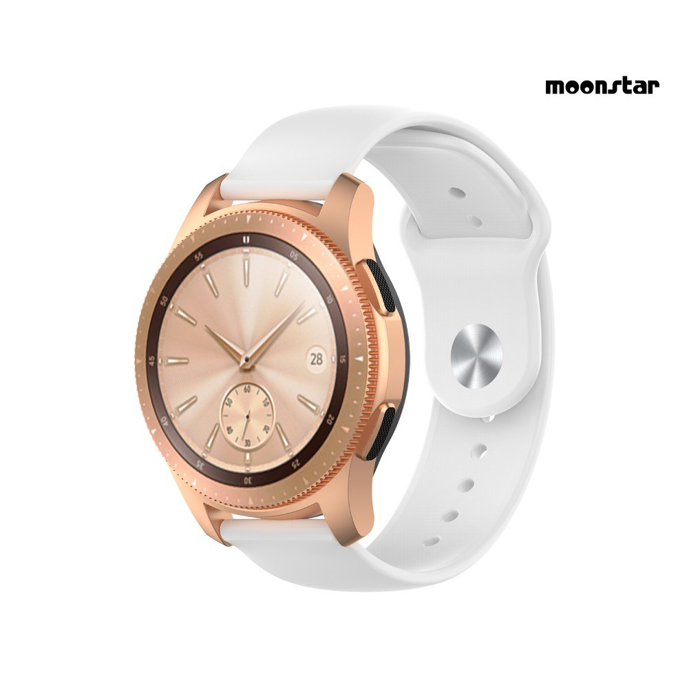 Dây Đeo Silicon 20mm Cho Đồng Hồ Samsung Galaxy Watch Active 2