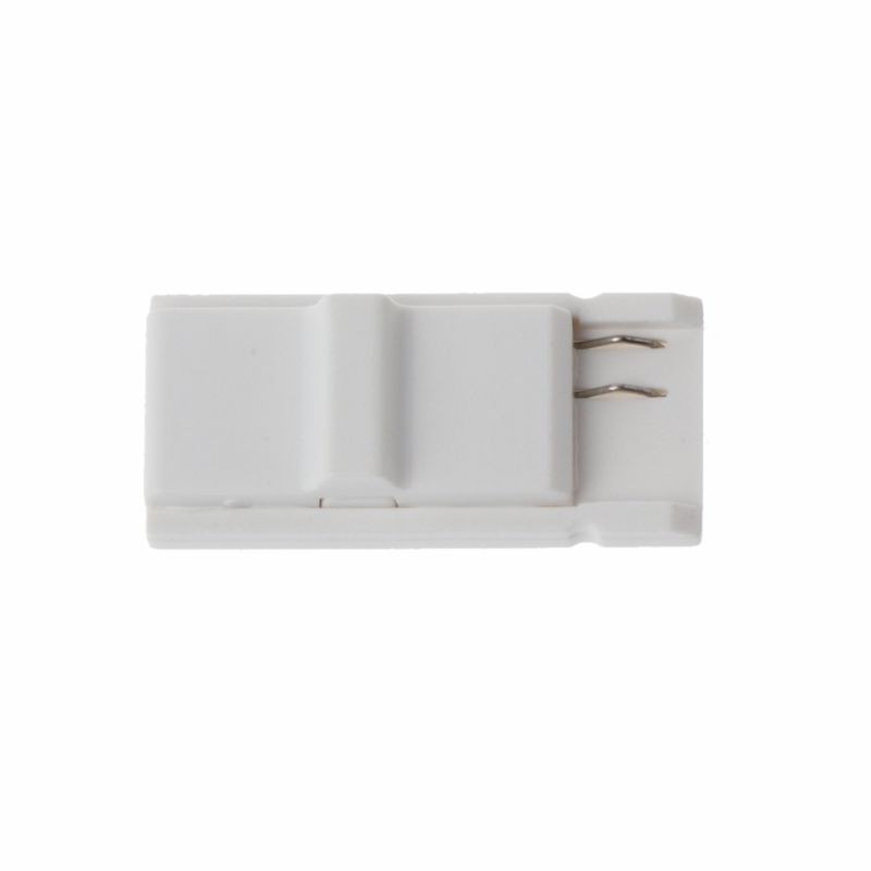 Kẹp nối điện RCM SX PRO kích thước 2x1x0.5cm màu trắng bằng nhựa dùng cho máy chơi game Nintendo Switch
