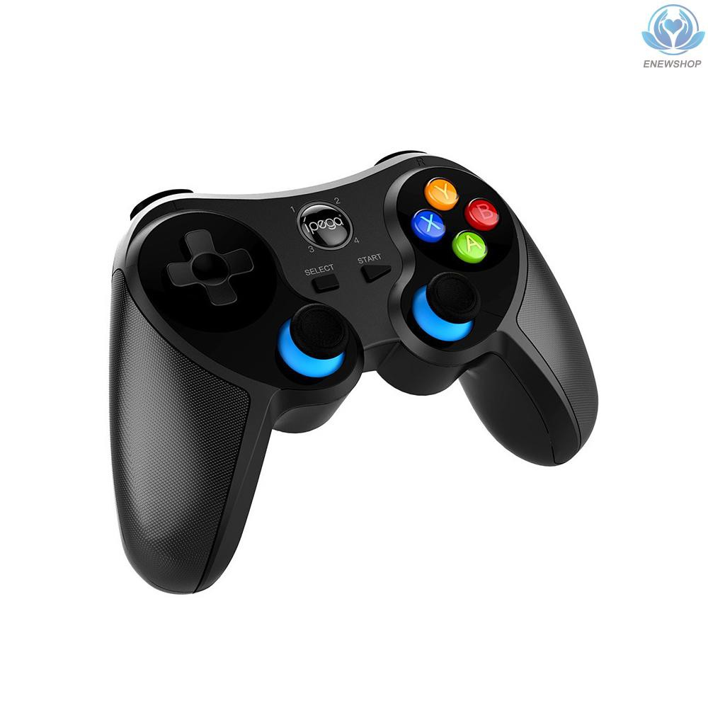 【enew】iPega PG-9157 BT Wireless Gampepad Game Controller Flexible Joystick with Phone Holder For Android PC TV Box