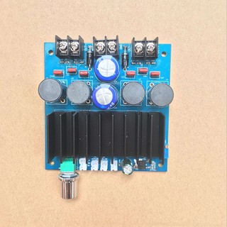 Tda7498 High-Power Digital Amplifier Board (100W +100 W) Finished