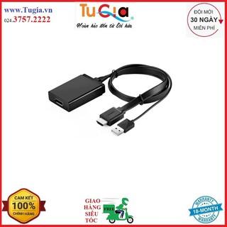 Cáp chuyển HDMI to Displayport Ugreen 40238 cao cấp- Hàng chính hãng