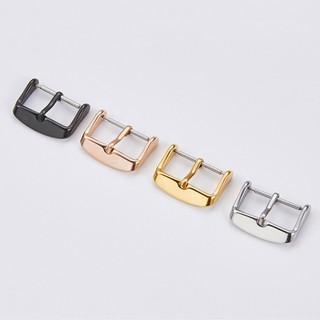 [ SAM Leather ] Khóa Cài Size 12 14 16 18 20 22 24mm Dành Cho Dây Da Đồng Hồ SAMKC001 thumbnail