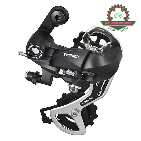 Cùi đề xe đạp Shimano TX35 - 6, 7, 8 Speed - Rẻ nhất HN