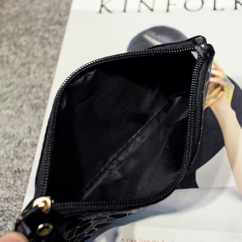 Túi cầm tay thời trang lấp lánh kim sa cho nữ