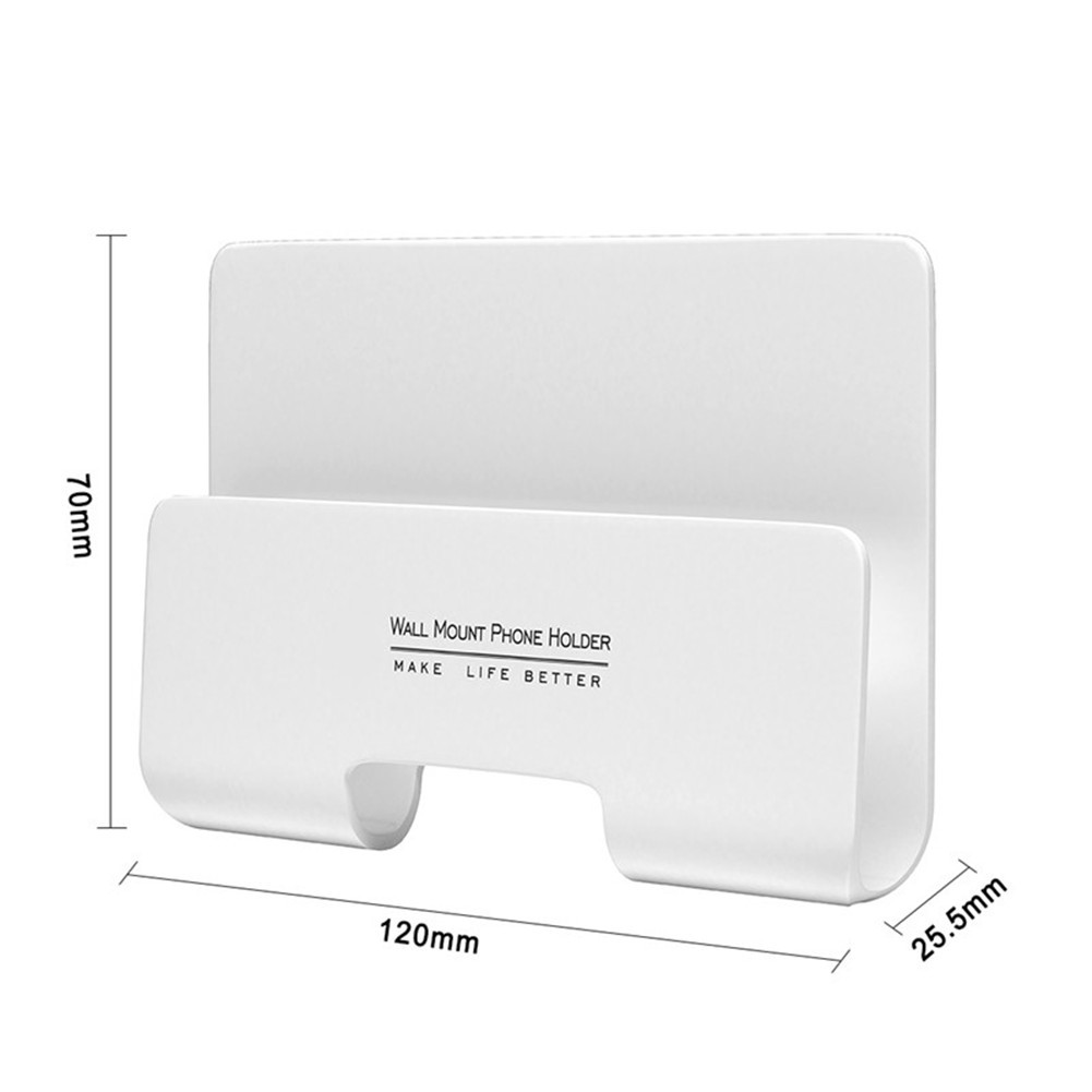 Wall Phone Charging Bracket Innovative Stickup Phone Tablet PC Wall Charging