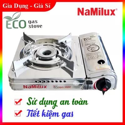 bếp gas mini Namilux ,bếp gas mini dã ngoại model tiết kiệm gas( Hàng chính Hãng )