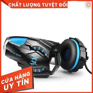Tai Nghe Chơi Game Kèm Mic K & M Ko Each Gs900 Dành Cho Xbox 360/ps3/ps4/pc Laptop/Điện Thoại – Hàng nhập khẩu