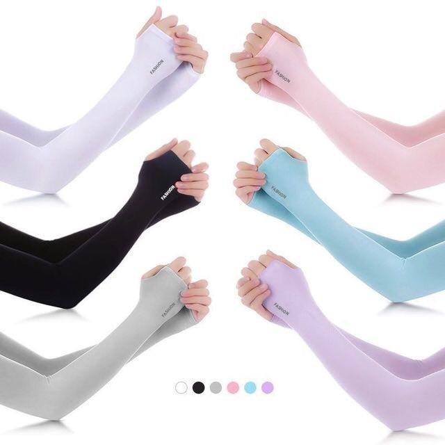 [Mã FAWINTER hoàn 15% xu đơn 99K] Ống tay, bao tay chống nắng, chống tia UV dành cho nam và nữ