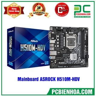 Mainboard ASROCK H510M-HDV thumbnail
