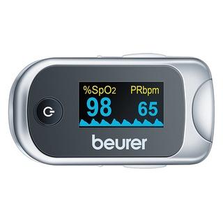Máy đo nồng độ oxy trong máu SPO2 và nhịp tim BEURER PO40 nhỏ gọn dễ sử dụng - MEDICAL thumbnail
