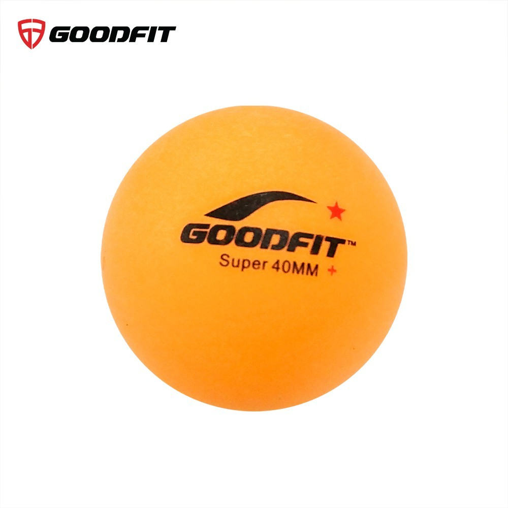 Set 30 quả bóng bàn 40mm 1 sao GoodFit GF
