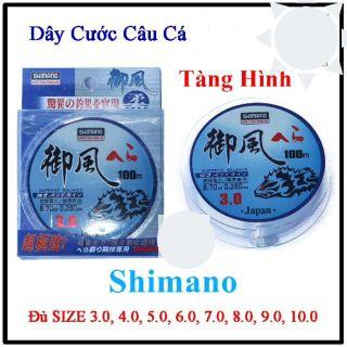 xả hàng [Siêu Rẻ ] Cước Câu Cá Siêu bền shimano đủ size thumbnail