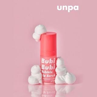 Gel Sủi Tẩy Tế Bào Chết Siêu Mềm Môi Unpa Bubi Bubi Bubble Lip Scrub ( Mẫu Mới ) thumbnail