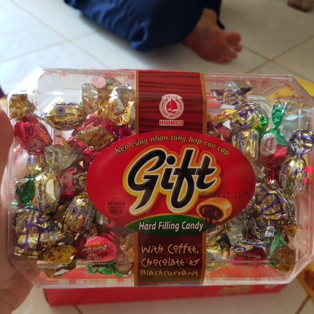 Kẹo nhân Gift 250g
