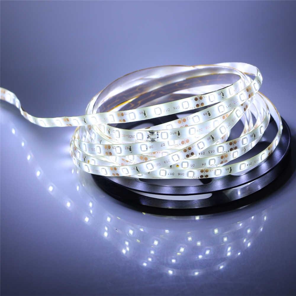 Waterproof 5M 300Led Warm White Flexible 3528 SMD Led Strip Lights Lamps  DC12V