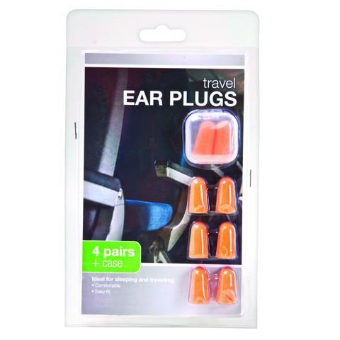 Bộ 6 nút bịt tai chống tiếng ồn và nước UBL AG0447