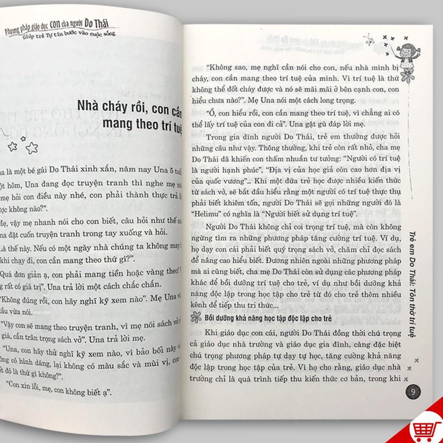 Sách - Phương pháp giáo dục con của người Do Thái (Giúp trẻ tự lập trưởng thành)