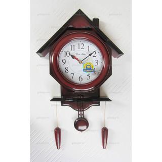Đồng hồ treo tường quả lắc Newstar HA5