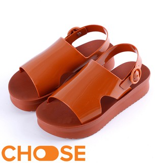 Giày Nữ Cao Su Choose Sandal Nữ Quai To Kiểu Dáng Mới Năm 2019 Mẫu G1806