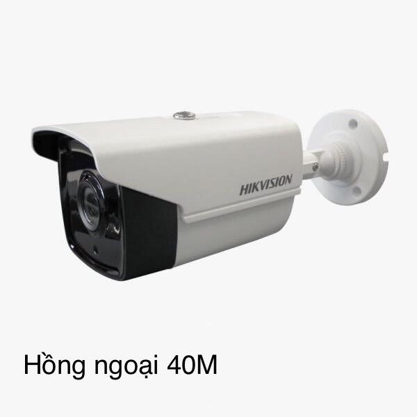 Camera HDTVI HIKVISION DS-2CE16C0T-IT3 hàng chính hàng, bảo hành 24 tháng