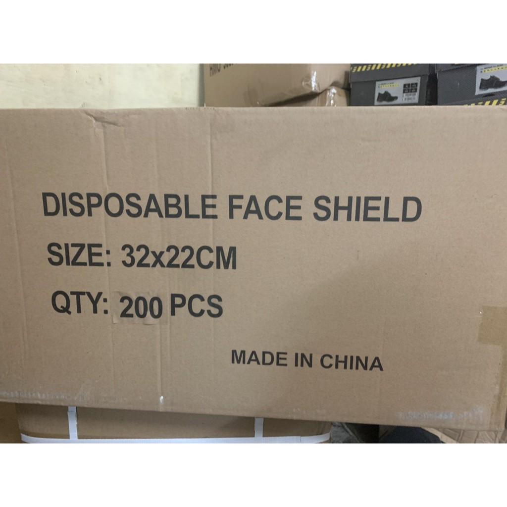 Tấm kính che mặt Face Shield FS - 3222