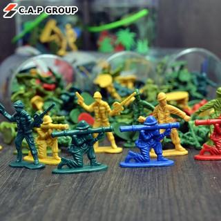 Bộ đồ chơi mô hình lính nhựa Chiến tranh thế giới thứ hai thumbnail