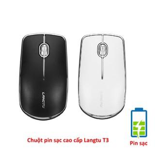 Chuột không dây tích hợp pin sạc LANGTU T3 (LT500) thumbnail