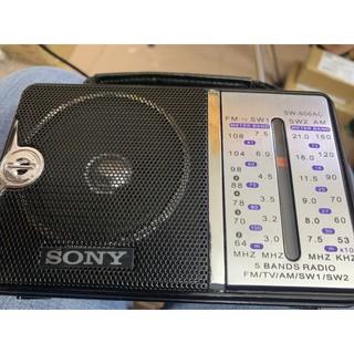 [Freeship toàn quốc từ 50k] Radio sony sw-606AC thumbnail