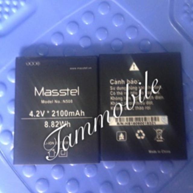 Pin điện thoại Masstel N508