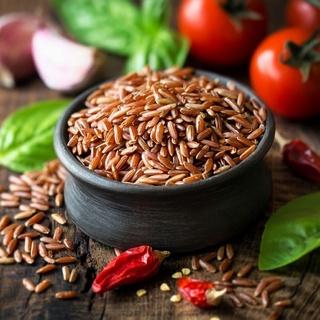 [GẠO NGON] Gạo Lứt Đỏ mới dẻo ngon, thơm, giàu dinh dưỡng